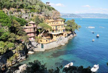 Percorso da Santa Margherita a Portofino